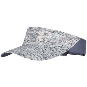 Buff Visor, silver grey heather